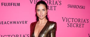 You Won't Believe How Adriana Lima Put to Rest Those Justin Bieber Dating Rumors