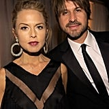 Rachel Zoe's sheer panels and fabulous hoops.