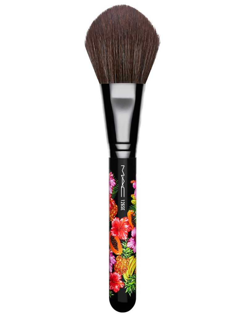 MAC Cosmetics Fruity Juicy 126 Split Fibre Large Face Brush