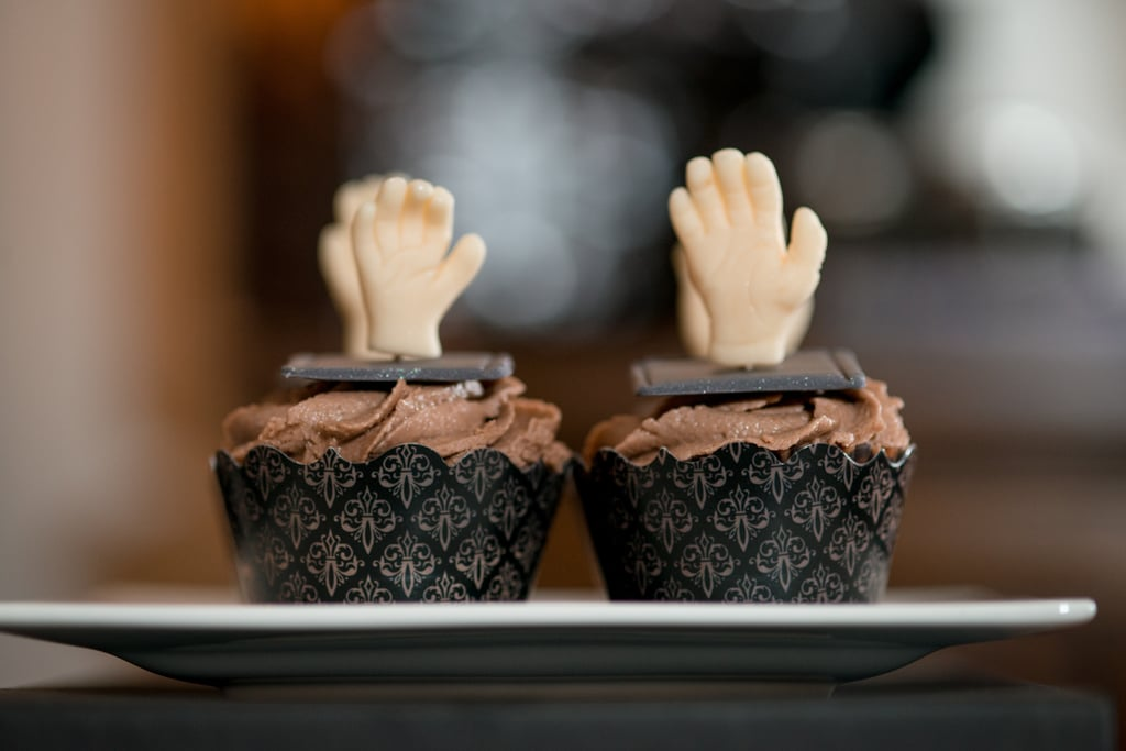 You'll Be Creepily Captivated by This Addams Family Engagement Party
