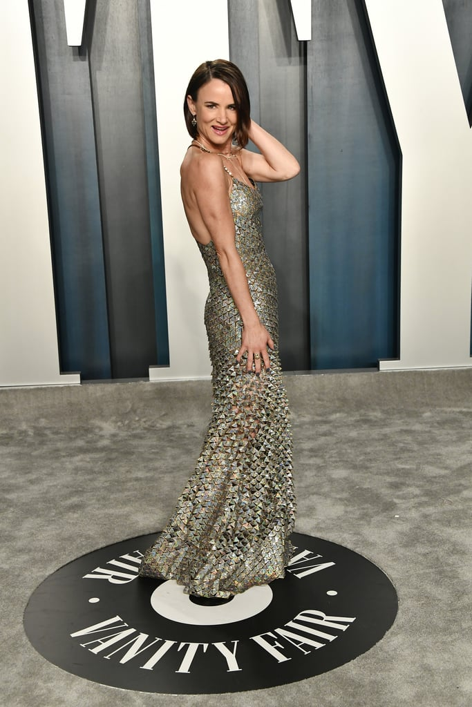 Juliette Lewis at the Vanity Fair Oscars Afterparty 2020
