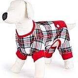Family Pajamas Matching Stewart Plaid Pet Pajamas