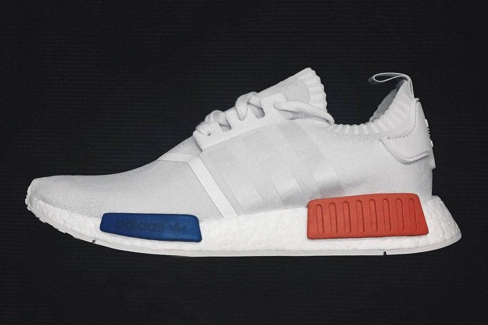 Adidas Original NMD White Runner ($199)