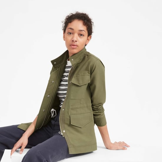 Everlane Utility Jacket Review
