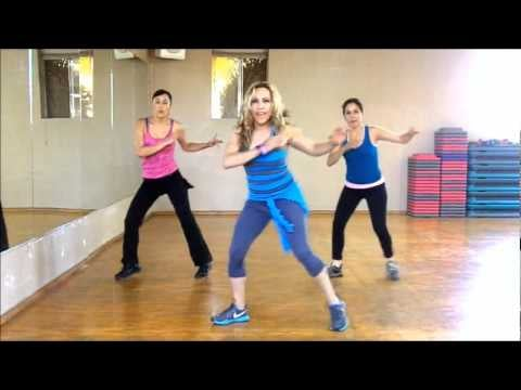 """Set to """"Zumba"""" by Don Omar"""