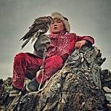 A Future Eagle Hunter