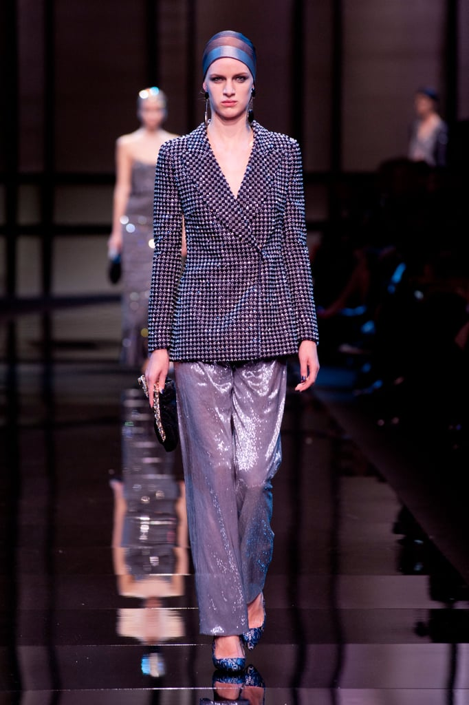 Giorgio Armani Privé Haute Couture Spring 2014