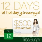 Win a $500 Travelocity Hotel Gift Card!