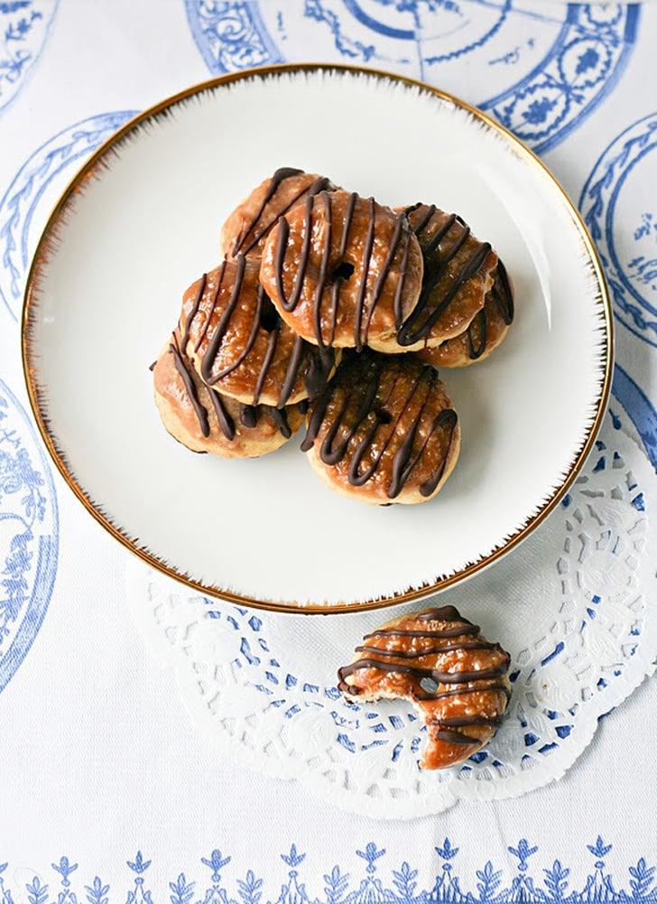 Samoa Minidoughnuts