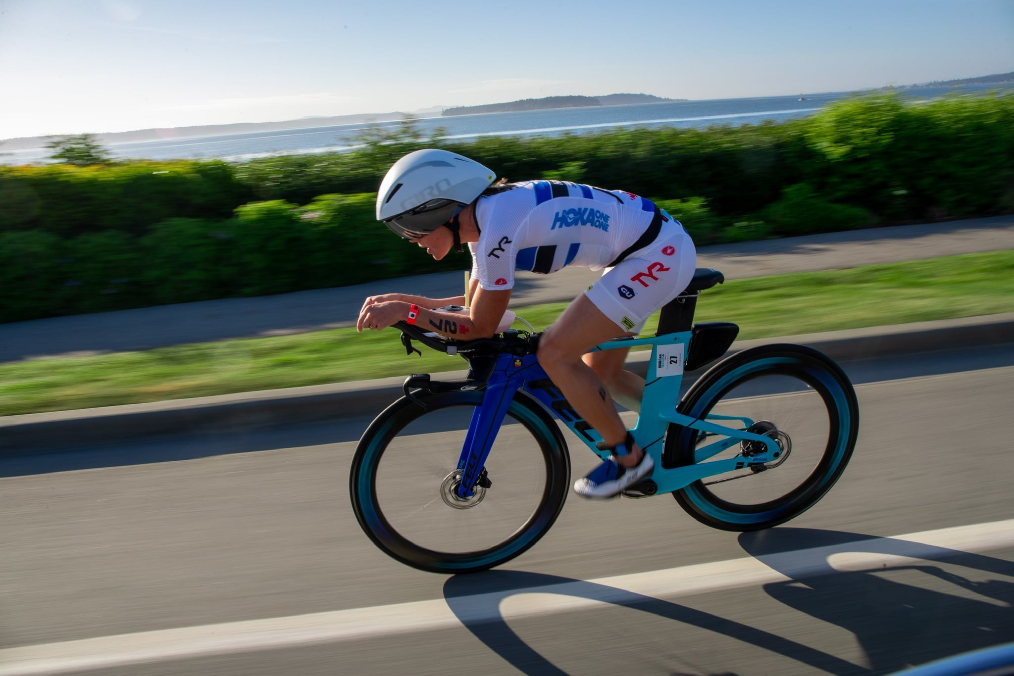 Try the (Terrifying) Interval Workout This Ironman Champ Does For Strength and Stamina