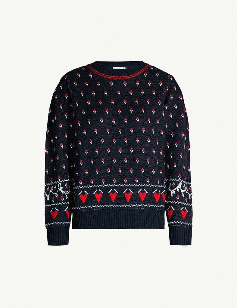 Claudie Pierlot Knitted Jumper