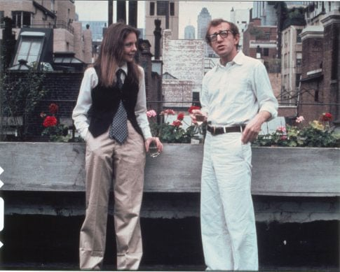 """<b>Annie Hall</b>, 1977. <span style='font-size:10px !important;'>Photo courtesy of <a href=""""http:/..."""