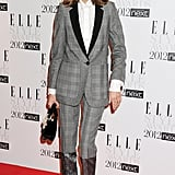 Alexa enjoyed the limelight on the red carpet of the Elle Style Awards in February 2013.