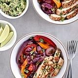Chicken Fajita Bowls With Quinoa