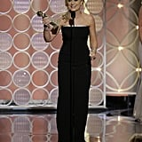Amy Poehler Was Completely Unprepared to Win Her First Globe