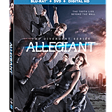 Allegiant is currently available on Digital HD and comes out on Blu-ray Combo Pack, DVD, 4K Ultra HD Combo Pack, and On Demand July 12!