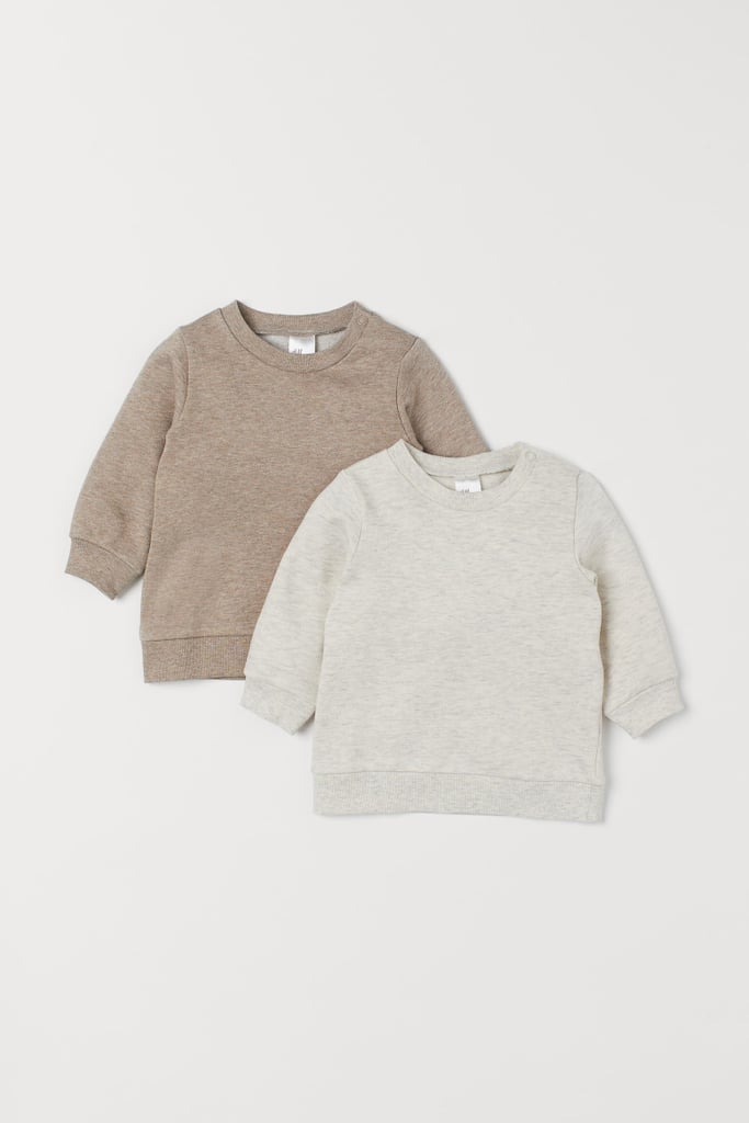 2-pack Cotton Sweatshirts