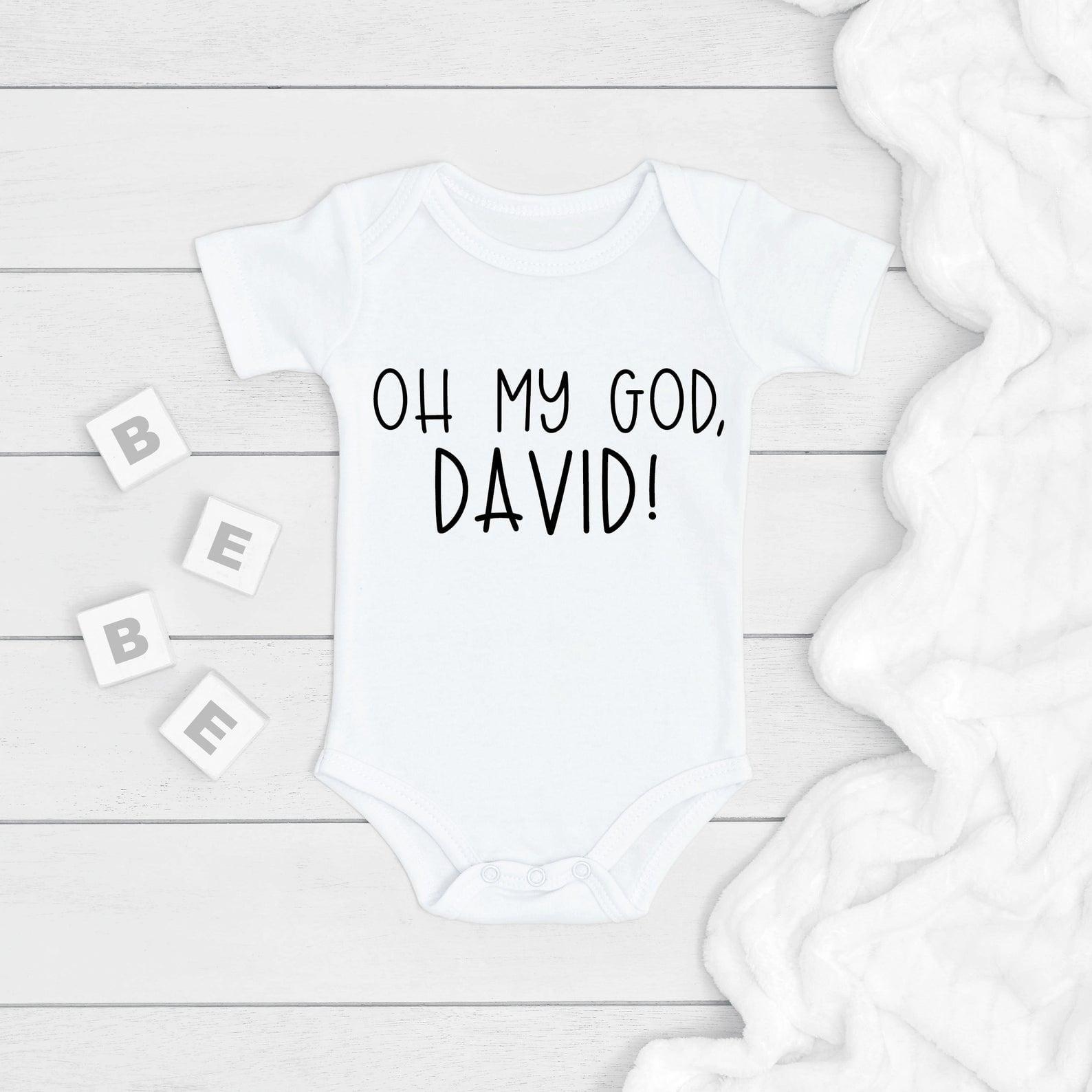 Baby and Toddler T-shirt Schitts Creek B\u00e9b\u00e9