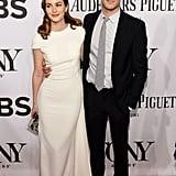 Leighton and Adam Make Their Red Carpet Debut as a Married Couple