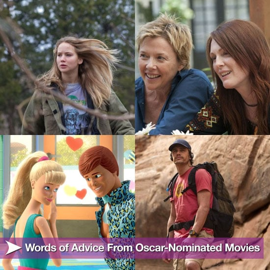 Quotes From 2011 Oscar-Nominated Movies