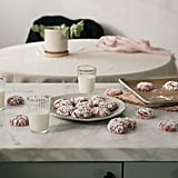 Berry Crinkle Cookies