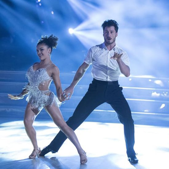Laurie Hernandez's First Dancing With the Stars Performance