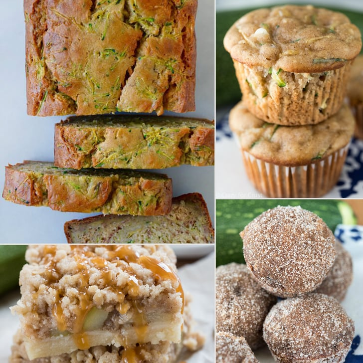 Desserts With Zucchini To Add Vegetables To Kid Diets Popsugar Family