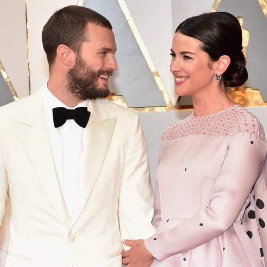 Jamie Dornan et Amelia Warner aux Oscars 2017