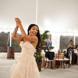Keeping the Bouquet-Toss Tradition