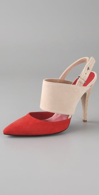 This Jenni Kayne Pump ($450), hit all the right notes of color, sophistication, minimalism, and chicness.