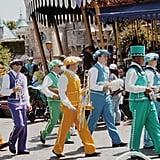 Enjoy Parades and Live Shows