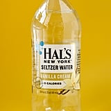 Hal's New York Seltzer Water Vanilla Cream