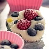 Fruity Frozen Yoghurt Bites