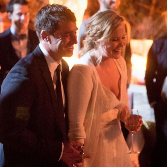 Amy Schumer and Chris Fischer Wedding Pictures