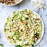 Courgette Feta Salad