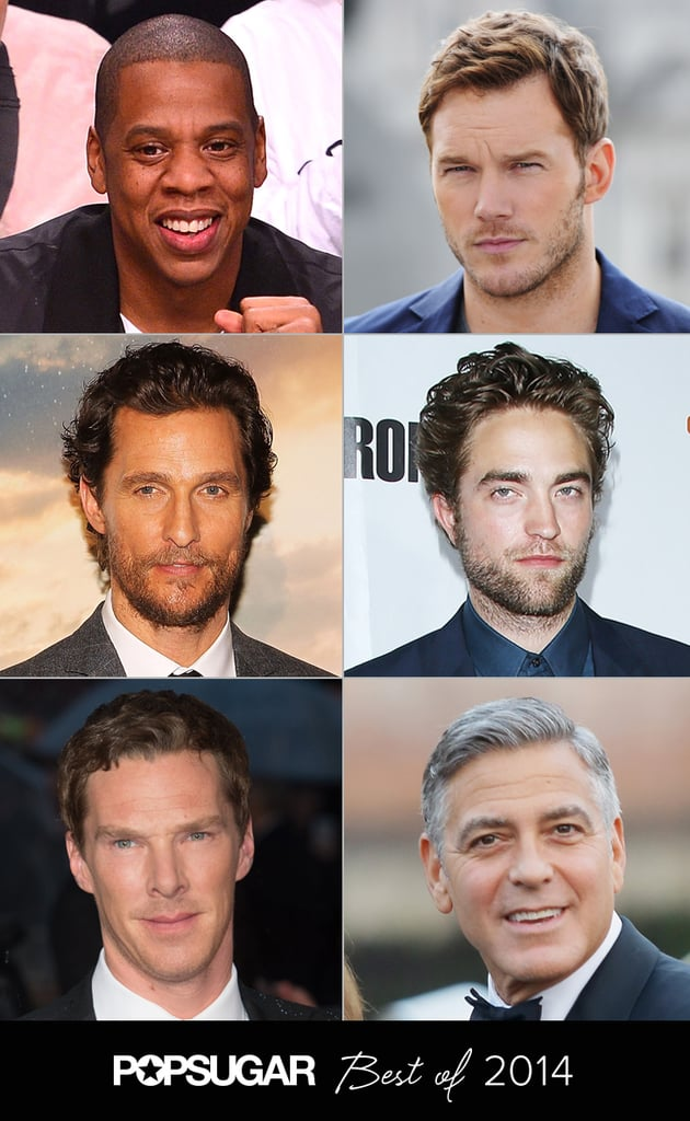 Who Is Your Favourite Man of 2014?