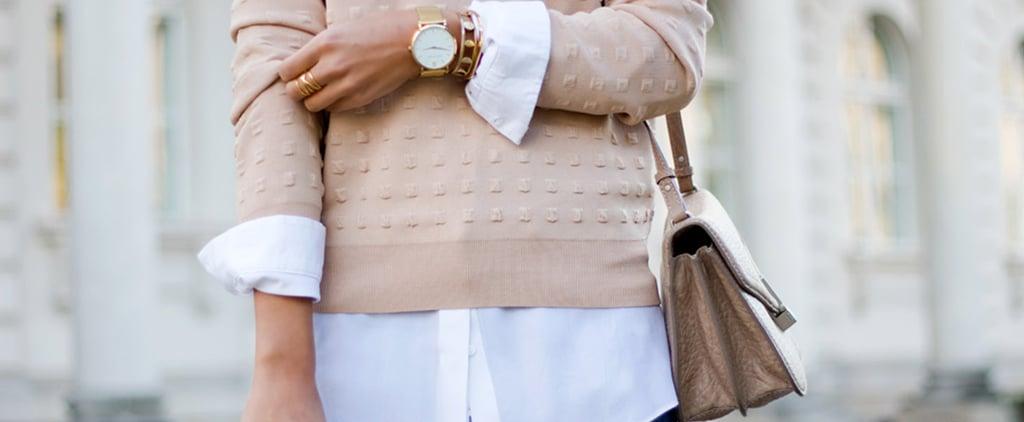 8 Façons de Jouer Avec la Mode Pendant la Mi Saison