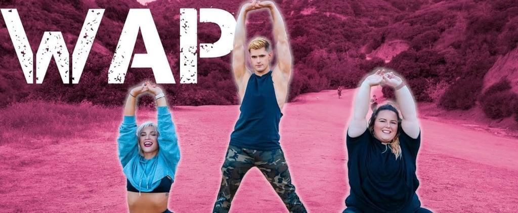 "The Fitness Marshall ""WAP"" Dance Workout"