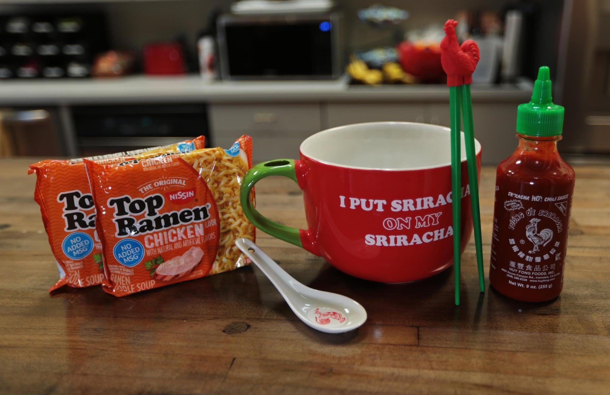 Sriracha Set