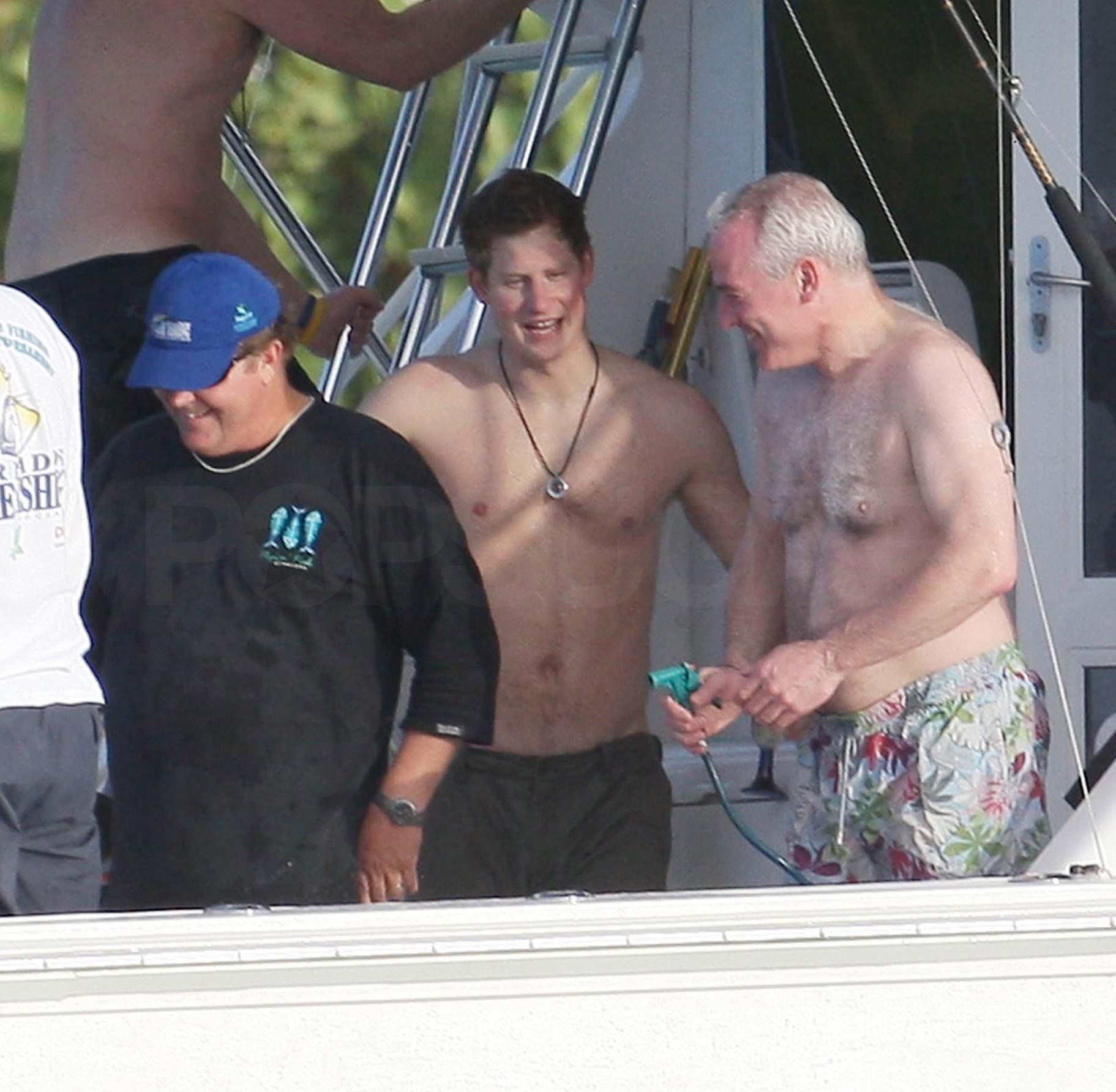 from Tucker prince harry abs gay
