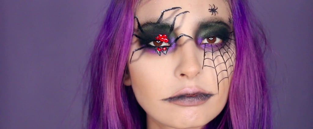 Easy Halloween Makeup Video Tutorial