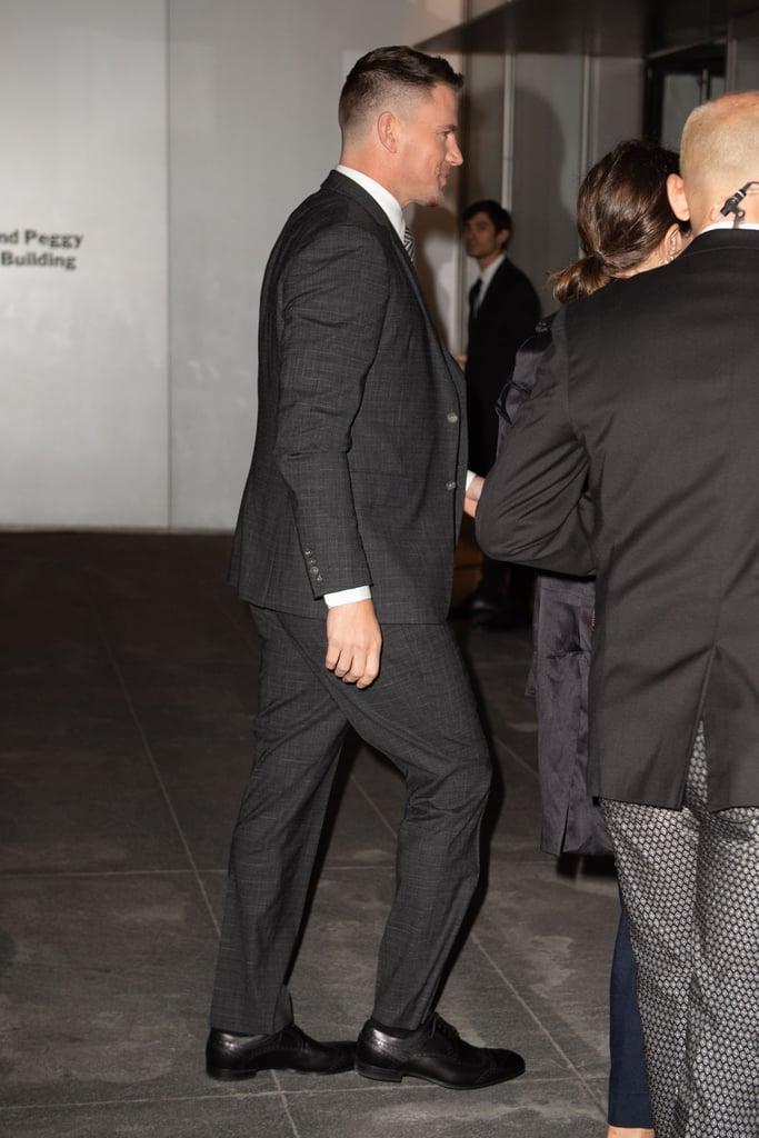 Jonah Hill and Channing Tatum WSJ Magazine Innovator Awards