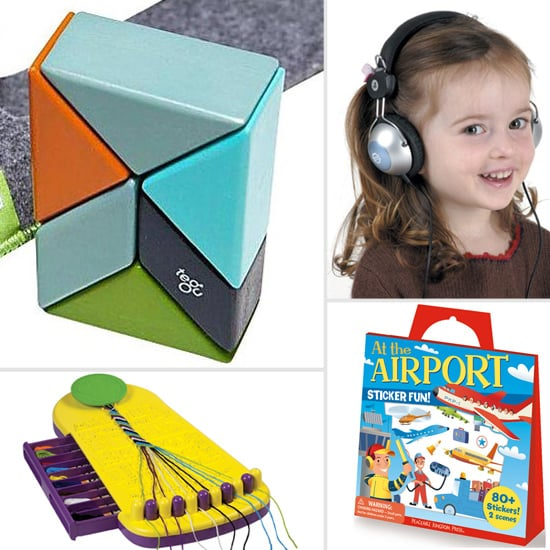 11 Travel Toys to Keep Tots Busy and Fellow Travelers Happy While Flying