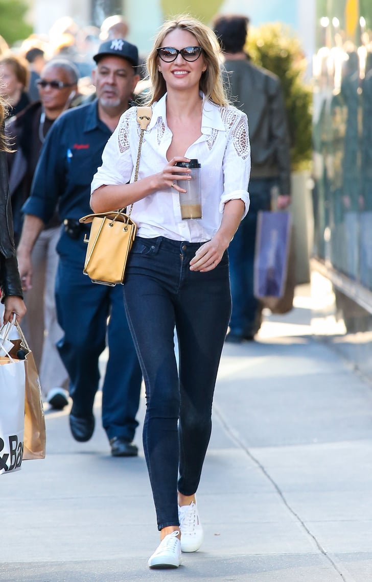 Ps What Was Your Style Like Before You Were A Model Candice Swanepoel Street Style