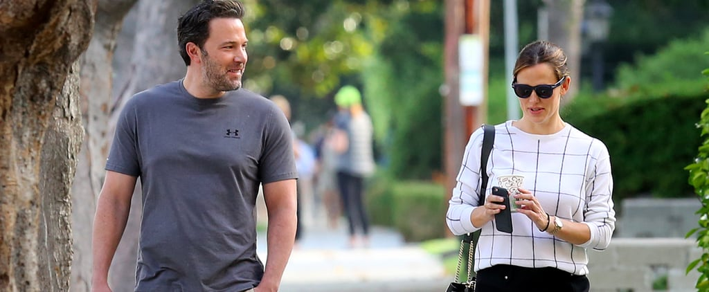 Ben Affleck and Jennifer Garner Are Here to Take Your Mind Off of Brad and Angelina
