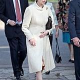 Princess Anne Wearing Adidas Sunglasses