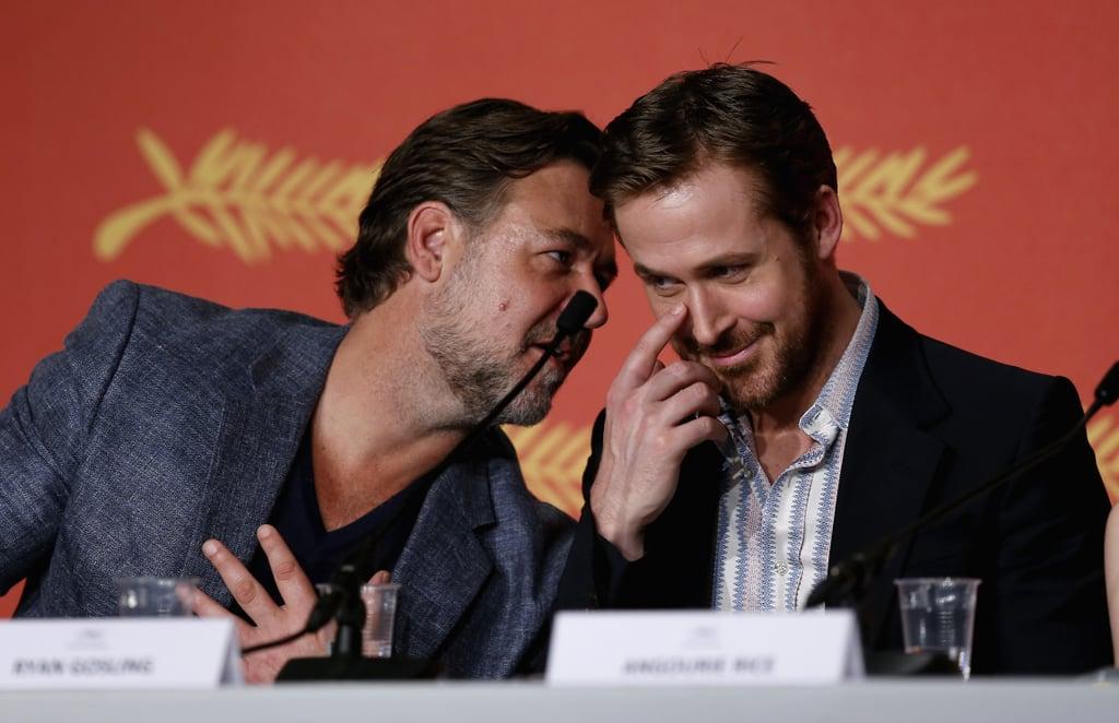 Ryan Gosling at Cannes Film Festival 2016