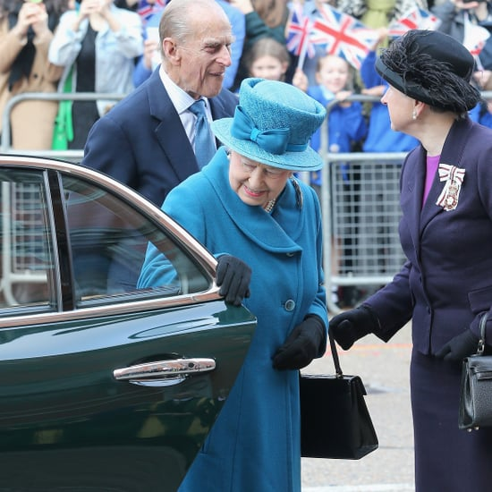 Are Royals Not Allowed to Shut Car Doors?