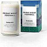 Friday Night Homesick Scented Candle