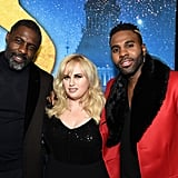 Idris Elba, Rebel Wilson, and Jason Derulo at the Cats World Premiere in NYC